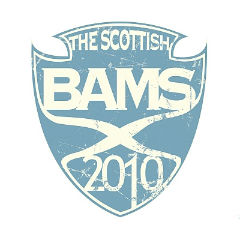 BAMS Logo by Struan Teague